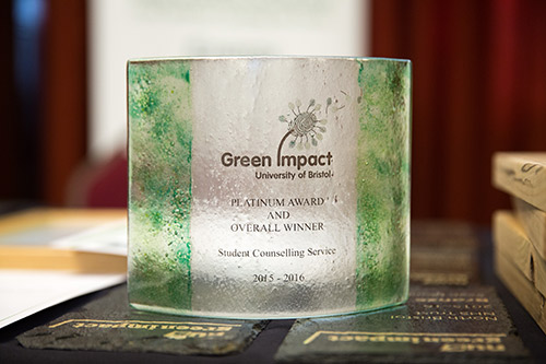 Green Impact Awards 2016