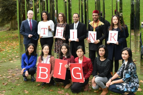 Bristol University Think Big International Scholarships