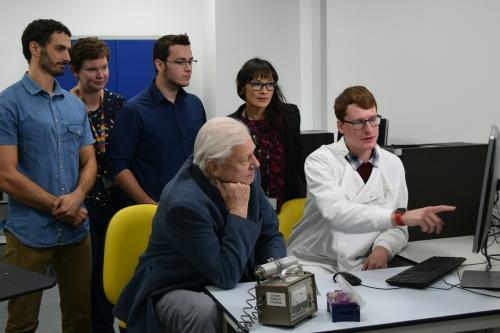 January Attenborough The Sea Dragon News University Of Bristol