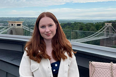 From food bank to first: The inspirational student smashing stereotypes