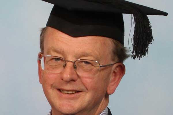Michael Liversidge, 1947-2021