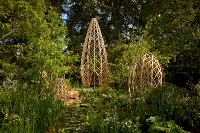 Bristol gifted garden crowned Best in Show at this year's RHS Chelsea Flower Show