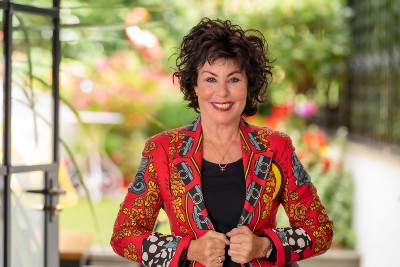 Ruby Wax to headline this month's Good Grief Festival
