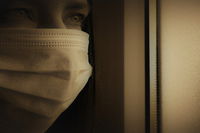 During the pandemic two thirds of people report experiencing social isolation and loneliness